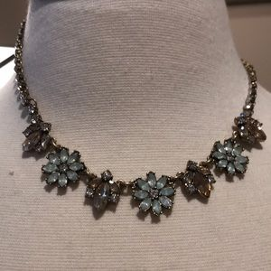 Chloe and Isabel flower necklace